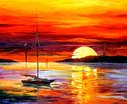 sunset oil painting on canvas sunset oil painting on canvas sunset oil painting on canvas china canvas printing on alibaba com