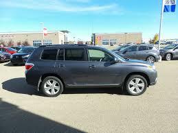 Used 2013 Toyota Highlander SPORT 4 Door Sport Utility in Red Deer ...