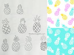 Pineapple Pattern Fascinating Pineapple Pattern Wallpaper Life With Chnar'John