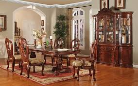 victorian dining room gordon victorian formal dining table set furniture s los