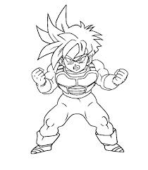 Disegni Da Colorare Dragon Ball Super Disegni Da Colorare