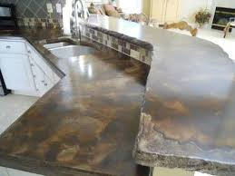 Countertop Questions  Frequently Asked Questions  Concrete Concrete Countertops Cost Vs Granite