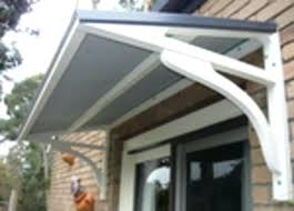 full image for window awning wood ideas and door canopies timber wooden designs