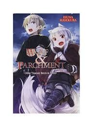 Wolf And Parchment Light Novel Shop Wolf Parchment New Theory Spice Wolf Vol 2