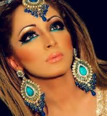 best south asian bridal makeup