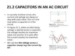 alternating current circuit. 14. 21.2 capacitors in an ac circuit\u2022 alternating current circuit