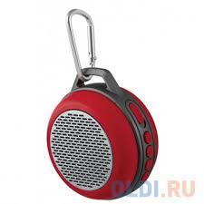 Портативная акустика <b>Perfeo Solo</b> (PF_5206) <b>Red</b> — купить по ...