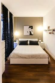 Beautiful One Great Way To Make A Small Room Look Spacious Is By Eliminating Any  Unnecessary Furnishings. After All, A King Size Bed, Floor Length Drapes,  ...