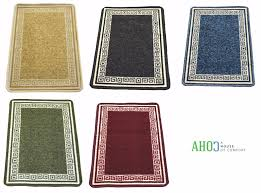machine washable non slip kitchen floor mats rubber backed washable rubber backed throw rugs