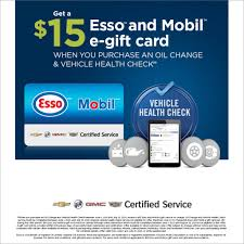 Get 30¢ off every gallon of fuel at exxon™ and mobil™ stations — plus, get $6 back when you pay with your new card in the exxon mobil rewards+™ app three times in the first two months.* Esso Mobil Service Promo Wolfe Canmore