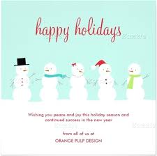 Free Holiday Greeting Card Templates Electronic Christmas Card Template Business Invitation Templates