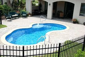 fiberglass pool cost estimator small designs swimming