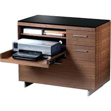 printer stand file cabinet. Fashionable Printer File Cabinet Sequel Storage In Walnut With Pull Out Shelf . Stand S