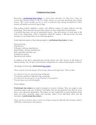 resume format  resume samples dog groomeryou need to enable javascript