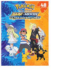 Pokemon Season 21 - Sun and Moon: Ultra Adventures Complete Collection |  Pokemon, Pokemon sun, Pokemon solgaleo trong 2021 | Pokemon, Sun moon, Hình  ảnh