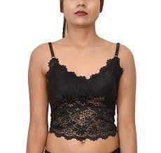 ALBATROZ <b>Women Lace</b> Flower Camisoles Crop <b>Top Female Lace</b> ...