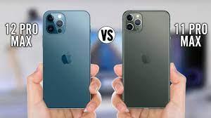 iPhone 12 Pro Max vs iPhone 11 Pro Max Comparison