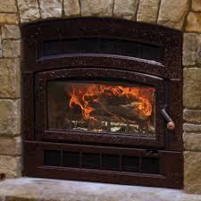 voguish montgomery brown insert fireplace inserts fire place in wood burning fireplace inserts