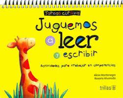 Juguemos a leer trillas pdf : Libreria Morelos Juguemos A Leer Y Escribir Tareas Cursiva
