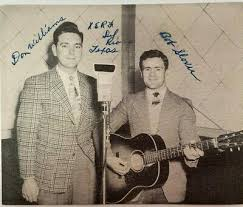 Don Williams and Bob Slover XERF Radio Station Del Rio, TX Photo ...