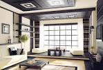Дизайн квартир японскии