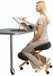 impressive ergonomic kneeling office chairs ergonomic kneeling posture office chair cryomats