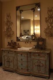 Tuscan Bathroom Vanity Cabinets - Genwitch