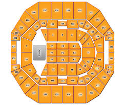 Conseco Fieldhouse Seating Chart View Stadium Seat Flow Charts