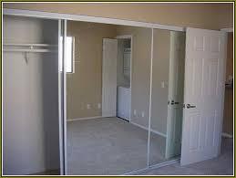 Frameless mirrored closet doors Robe Frameless Mirrored Sliding Closet Doors Uislorg Sliding Mirrored Closet Doors Closet 21344 Home Design Ideas