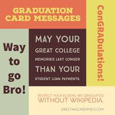Graduation Wishes Quotes Simple Graduation Greeting Card Messages Graduation Card Messages Sayings