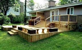 deck and patios designs backyard decks and patios incredible backyard wood patio ideas backyard deck and deck and patios