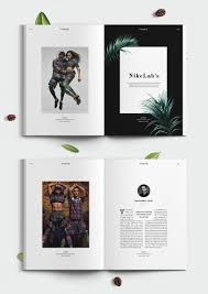 Editorial Design Ideas Magazine Layouts For Vogue Nikelabs Collection Photo