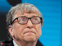 Bill Gates: Not missiles, microbes: Bill Gates had warned the world of an  epidemic 5 yrs ago - The Economic Times