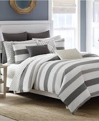 bed cover sets. Contemporary Cover Nautica Chatfield Comforter And Duvet Cover Sets  Bedding Collections Bed  U0026 Bath Macyu0027s For B