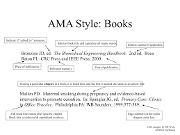 Ppt Ama Style Journal Articles Powerpoint Presentation Id1202993
