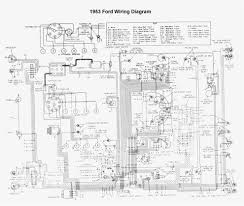 Diagram wiring ford wiring diagram of truck alternator ignition