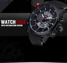 weide wh3401b 1c men s stylish waterproof watches for man weide wh3401b 1c men s stylish waterproof watches for man waterproof smart watch