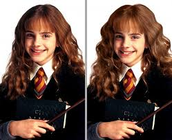 2 hermione lush hair and long front teeth