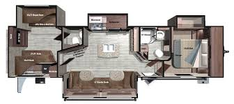 rv floor plans. OT328BHS Rv Floor Plans
