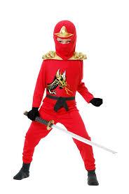 Ninja Suit Size Chart Amazon Com Charades Costumes Ninja Shoulder Armor Gold