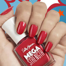 Mega <b>Strength</b>™ | <b>Sally Hansen</b>