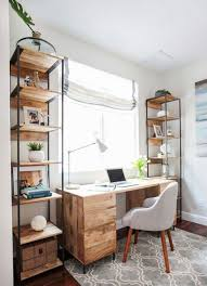 beautiful home office ideas. Sense \u0026 Serendipity | 12 Beautiful Home Office Ideas For Small Spaces, L