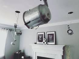 converting can light to ceiling fan o recessed lighting and