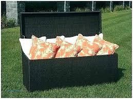 outdoor cushion storage bag beautiful patio cushion storage or storage bench with cushions and storage bins outdoor cushion storage bag