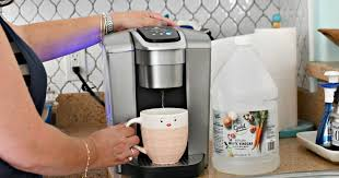 Follow these tips for cleaning keurig coffee makers from the good housekeeping. How To Clean A Keurig Coffee Maker Using Vinegar Hip2save