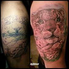 гепард значение татуировок в россии Rustattooru