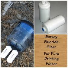 Berkey Fluoride Filter For Pure Drinking Water