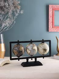 Image Roll Top Amazonin Sammsara Home Décor World Traveller Multi Globe Stand4 Inches Diameteroffice Desk Decorative Itemsoffice Décor
