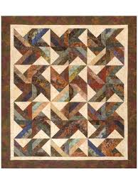 Tradewinds Quilt Pattern I have so many batiks that would be ... & Tradewinds Quilt Pattern I have so many batiks that would be gorgeous in  this quilt! Adamdwight.com