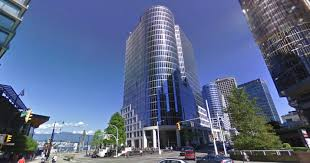 google office vancouver. Exterior Of The Cadillac Fairview Office Tower At 200 Burrard Street. ( Google Maps Streetview) Vancouver I